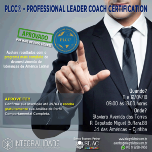 PLCC® - PROFESSIONAL LEADER COACH CERTIFICATION